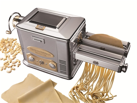 Macchina elettrica per pasta ristorantica marcato 3 in 1 tom press - Macchina per cucinare ...