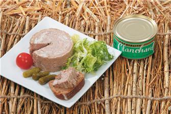 Paté di porcini di Lacaune (Francia)