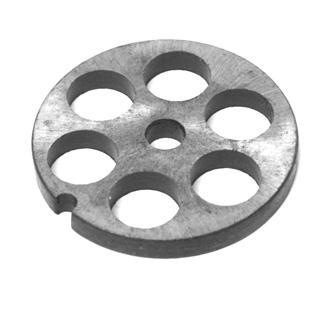 Piastra 18 mm per tritacarne n.12