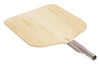 Pala da forno rettangolare in legno