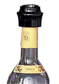 Tappi sottovuoto per bottiglie (2 pz.)
