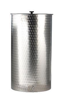 Cisterna inox 700 litri