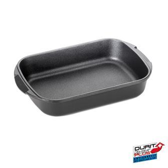 Teglia per lasagne in alluminio anti-aderente 35x2