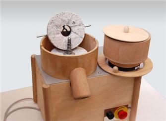 Mulino grande per cereali elettrico