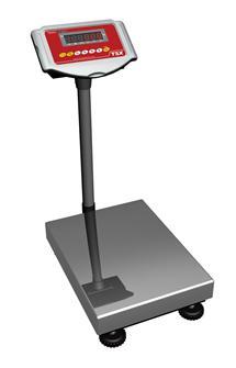 Bilancia elettronica a colonna 60 kg