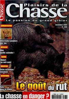 Plaisirs de la chasse n°638