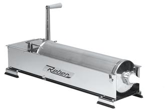 Insaccatrice orizzont. 10 kg inox REBER (8963 N)