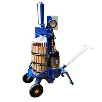 Torchio elettrico idraulico 69 l
