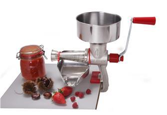 Spremipomodoro e frutta manuale in ghisa e inox