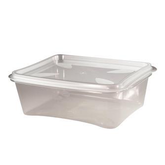 30 contenitori per congelatore 600 g con coperchio