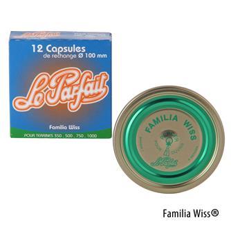 Capsula Familia Wiss 100 mm