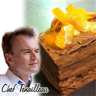 Il tronchetto 2013 dello chef Tenailleau
