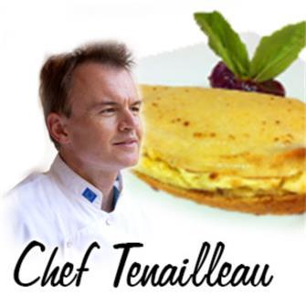 "La crèpe ""soufflé"" di B. Tenailleau"
