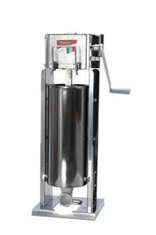 Insaccatrice orizzont./vertic. 15 kg inox REBER (8975 V)