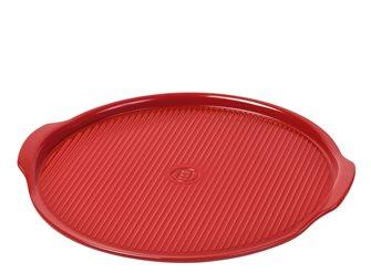 Pizza Stone 32 cm rosso Grand Cru Emile Henry