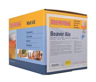 Kit malto Beaver Ale per 20 l di birra