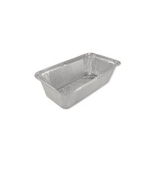 100 vaschette alluminio 900 g.