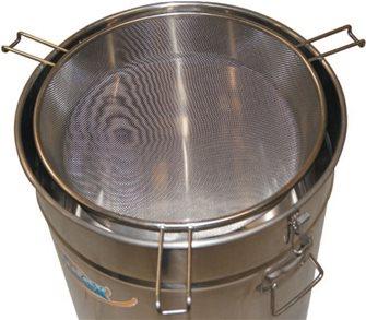 Setaccio per cisterna miele 100 kg