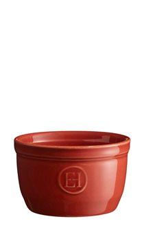 Ramequin rosso mattone Emile Henry 9 cm