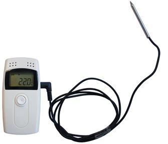 Registratore temperatura -40 +85°C
