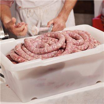 Ricetta per preparare la salsiccia