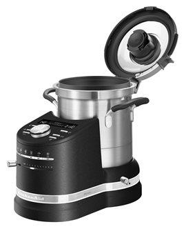 Robot da cucina - cottura nero