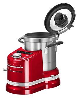 Robot da cucina - cottura rosso