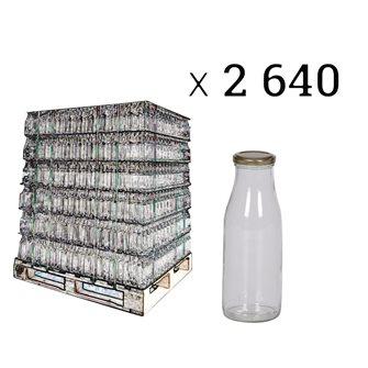 Bancale da 2640 bottiglie succo di frutta 1/2 litro