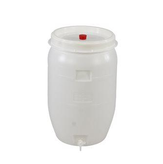 Fermentatore in plastica 120 l
