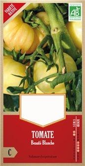 Semi di pomodoro bianco