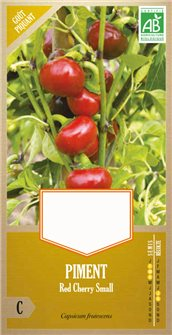Semi di peperoncino Red Cherry Small