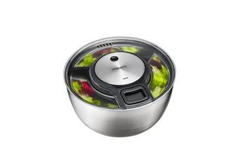 Centrifuga per insalata inox 27 cm Speedwing Gefu