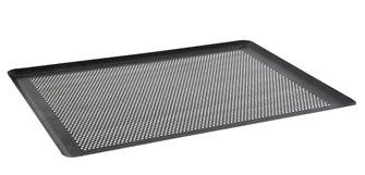 Placca antiaderente perforata per cottura 40x30 cm