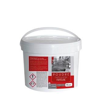 Polvere detergente friggitrice 5 kg