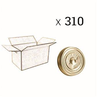 Capsule Familia Wiss 100 mm cartone da 310 pz