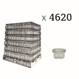 Bancale 4620 vasi Weck 50 ml