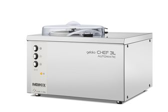 Gelatiera semi-professionale automatica 2 l