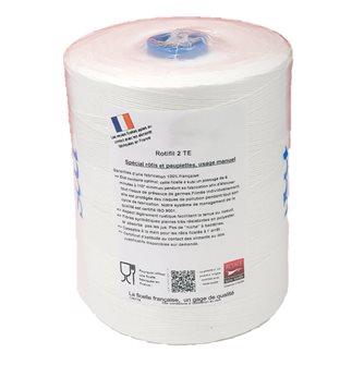Ricarica spago bianco taglio manuale per arrosti secchio 1 kg