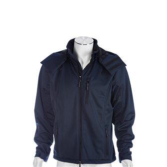 Giaccone pile donna blu marino Bartavel Ohio softshell XL
