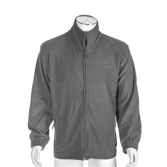 Pile giacca uomo grigio Bartavel Memphis S