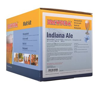 Kit malto Indian Ale per 20 l di birra