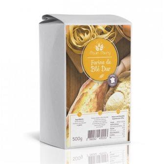 Farina di grano duro casalinga 500 g