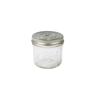 Vasetto Familia Wiss 500 ml con capsula e coperchio