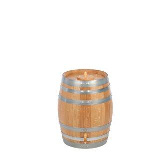 Acetieria in legno di quercia 28 litri