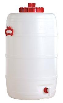 Barile cilindrico 120 l.