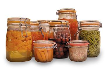 Le vostre conserve fatte in casa